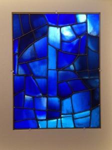 Le vitrail contemporain -Serge Poliakoff