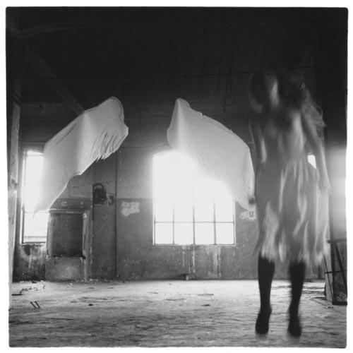 Francesca-Woodman-From-Angel-series-Rome-1977