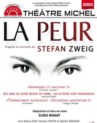 la-peur-stephan-zweig-theatre-michel